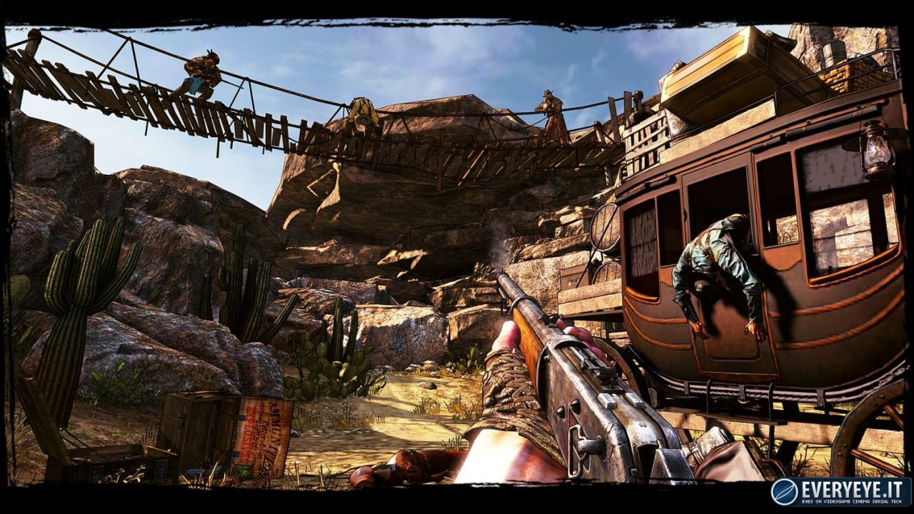 Call of Juarez Gunslinger in offerta su Steam