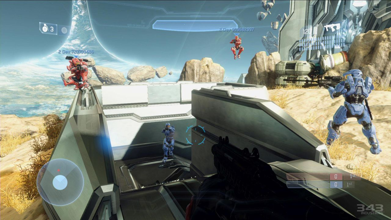 Cambiamenti in vista per le Playlist di Halo The Master Chief Collection