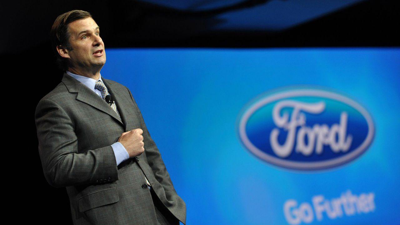 Cambio al vertice per Ford, Jim Farley è il nuovo CEO