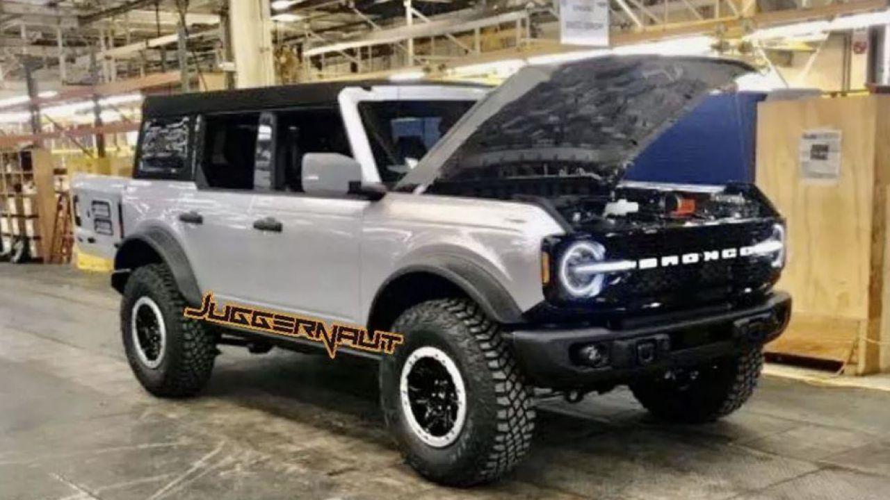 Cancellato l'evento di presentazione dell'atteso Ford Bronco