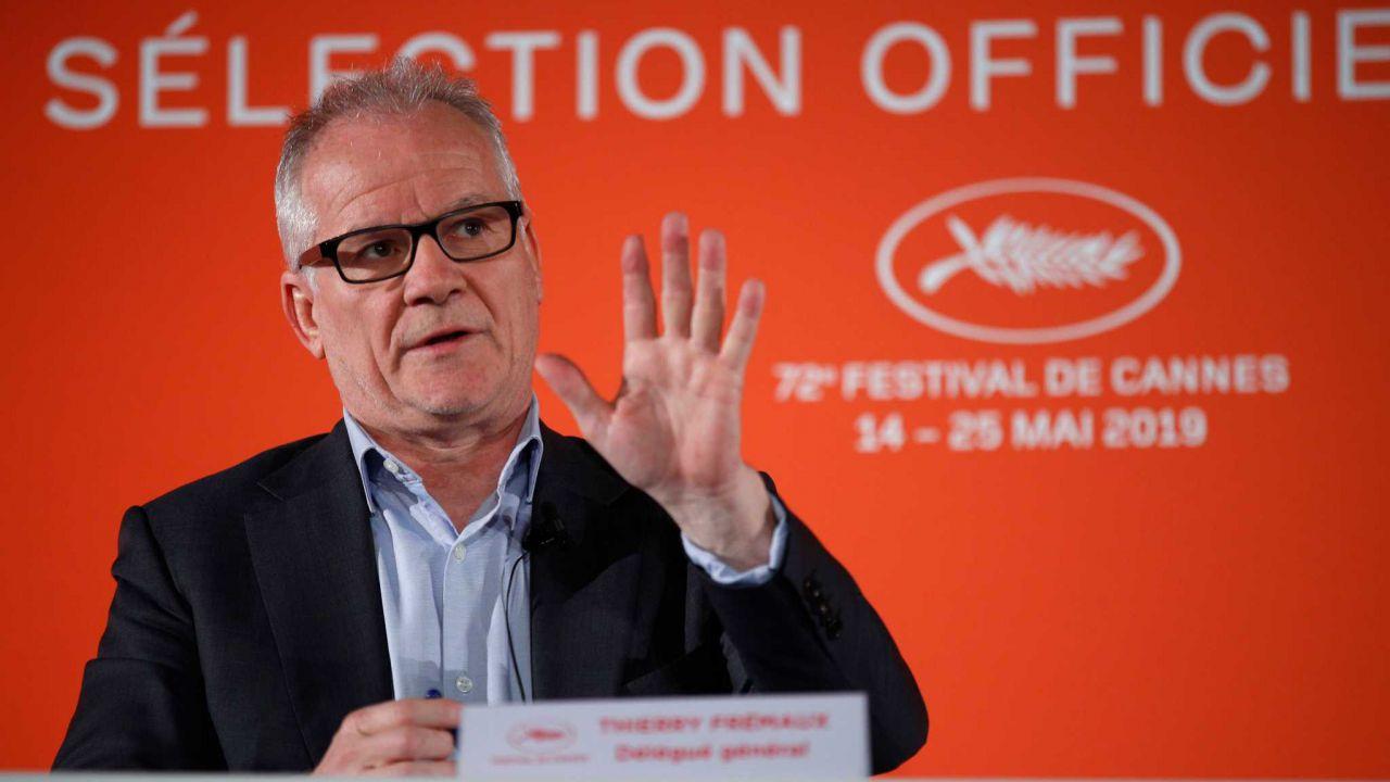 Cannes, Festival dell'assurdo: Thierry Fremaux annuncia i film per un concorso che non c'è