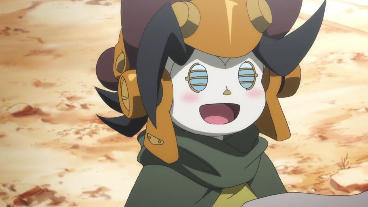 Cannon Busters Svelata La Data Di Uscita Del Nuovo Anime Netflix
