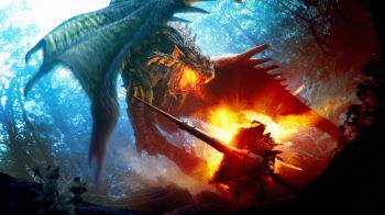 Capcom annuncia il film di Monster Hunter