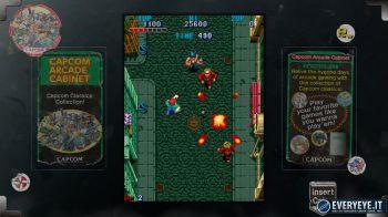 Capcom Arcade Cabinet: trailer ufficiale e dettagli sui titoli in arrivo