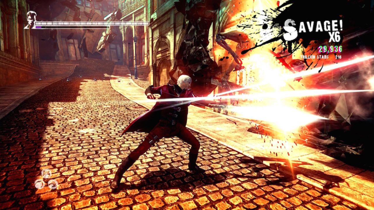 Capcom: DmC: Devil May Cry sarà giocabile anche dai giocatori meno esperti