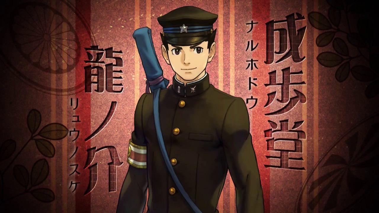 Capcom prepara una demo per The Great Ace Attorney