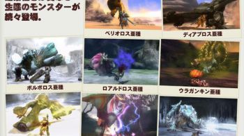 Capcom: presto notizie su Monster Hunter per l'occidente
