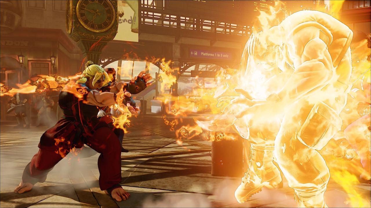 Capcom è pronta a rivelare dettagli di Street Fighter 5 all'EVO2K15