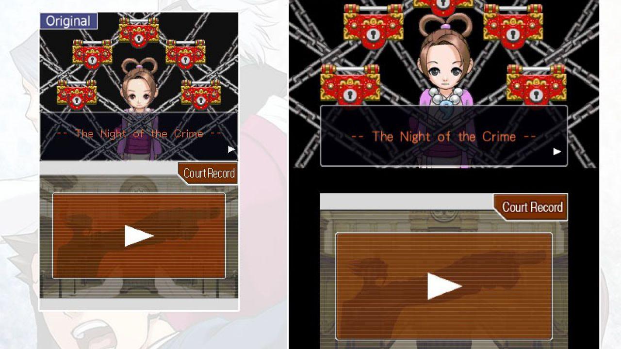 Capcom pubblica Ace Attorney 123 HD sull'App Store giapponese
