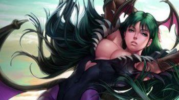 Capcom regista un nuovo marchio per Darkstalkers