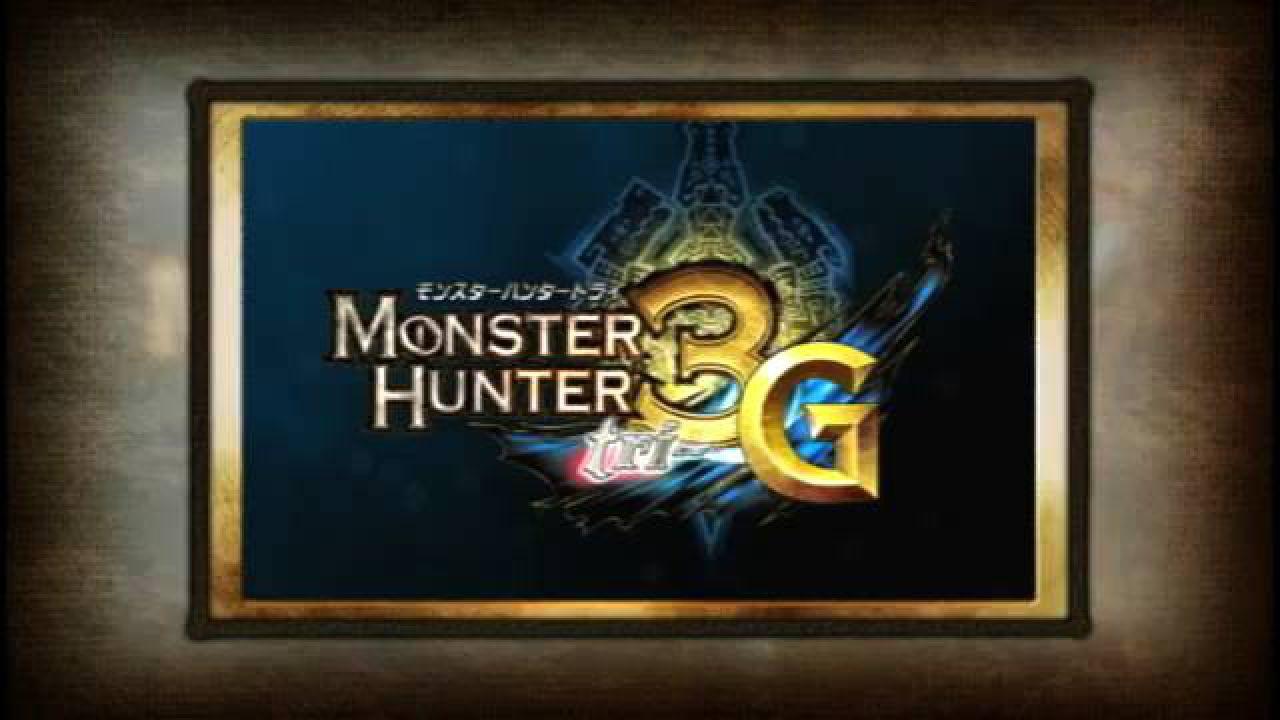 Capcom ribadisce: Notizie su Monster Hunter in occidente entro la fine dell'anno