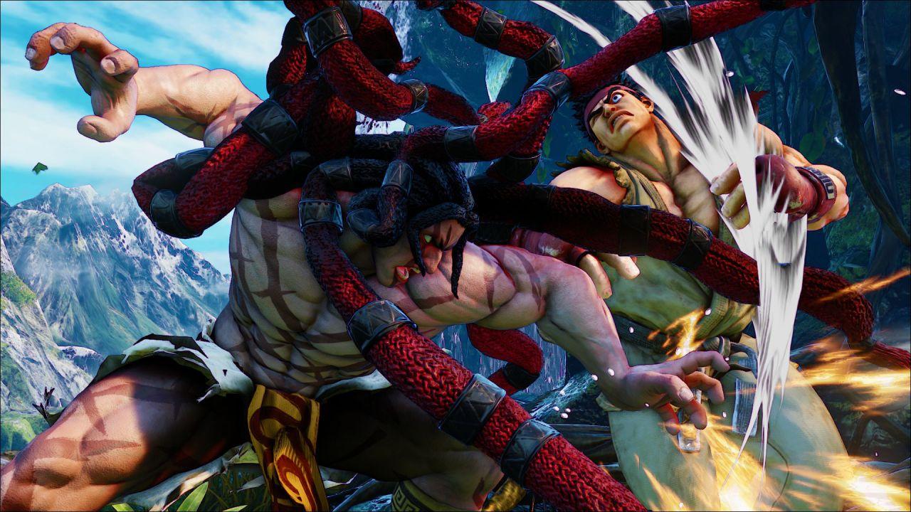 Capcom rivela l'edizione da collezione americana di Street Fighter V