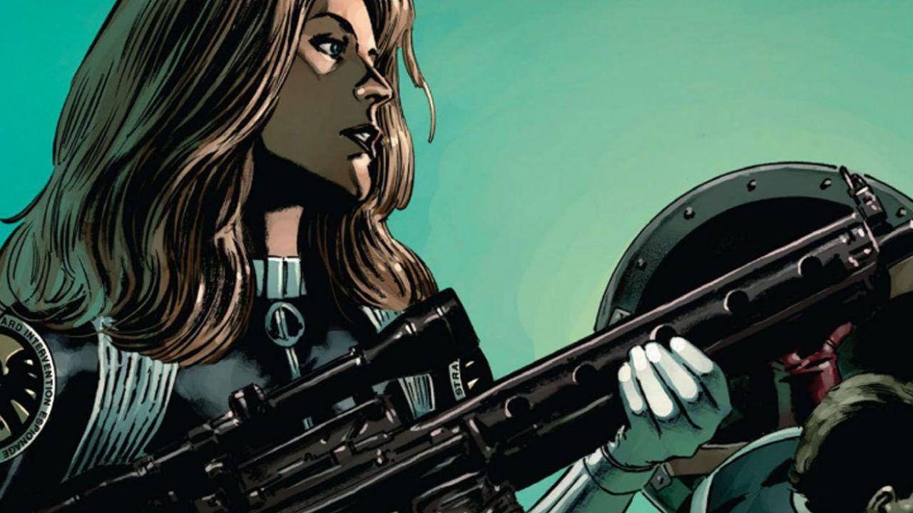 Capitan America #25: Sharon Carter torna in azione con un nuovo costume