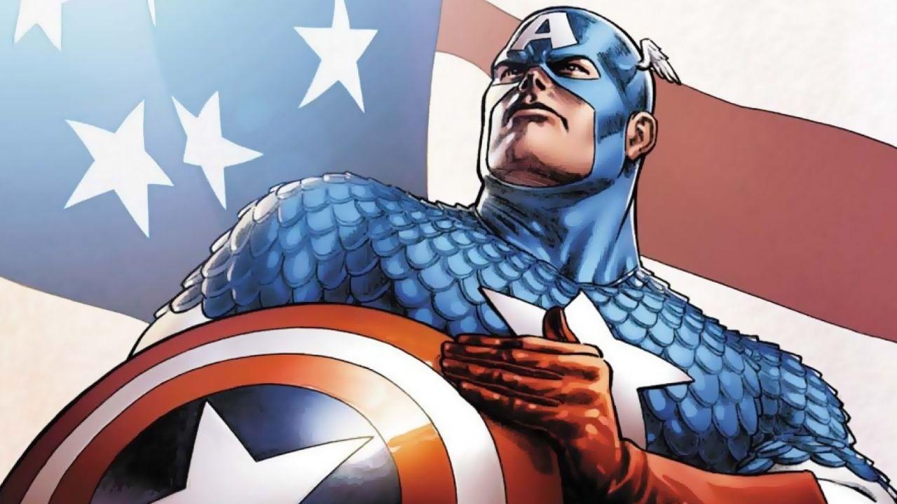Capitan America: L'Annual #1 farà capire perchè l'eroe è ancora importante