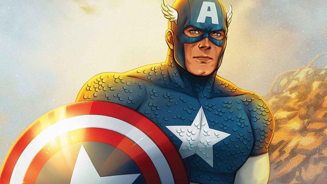 Capitan America conclude le sue avventure con il one-shot 'The End'