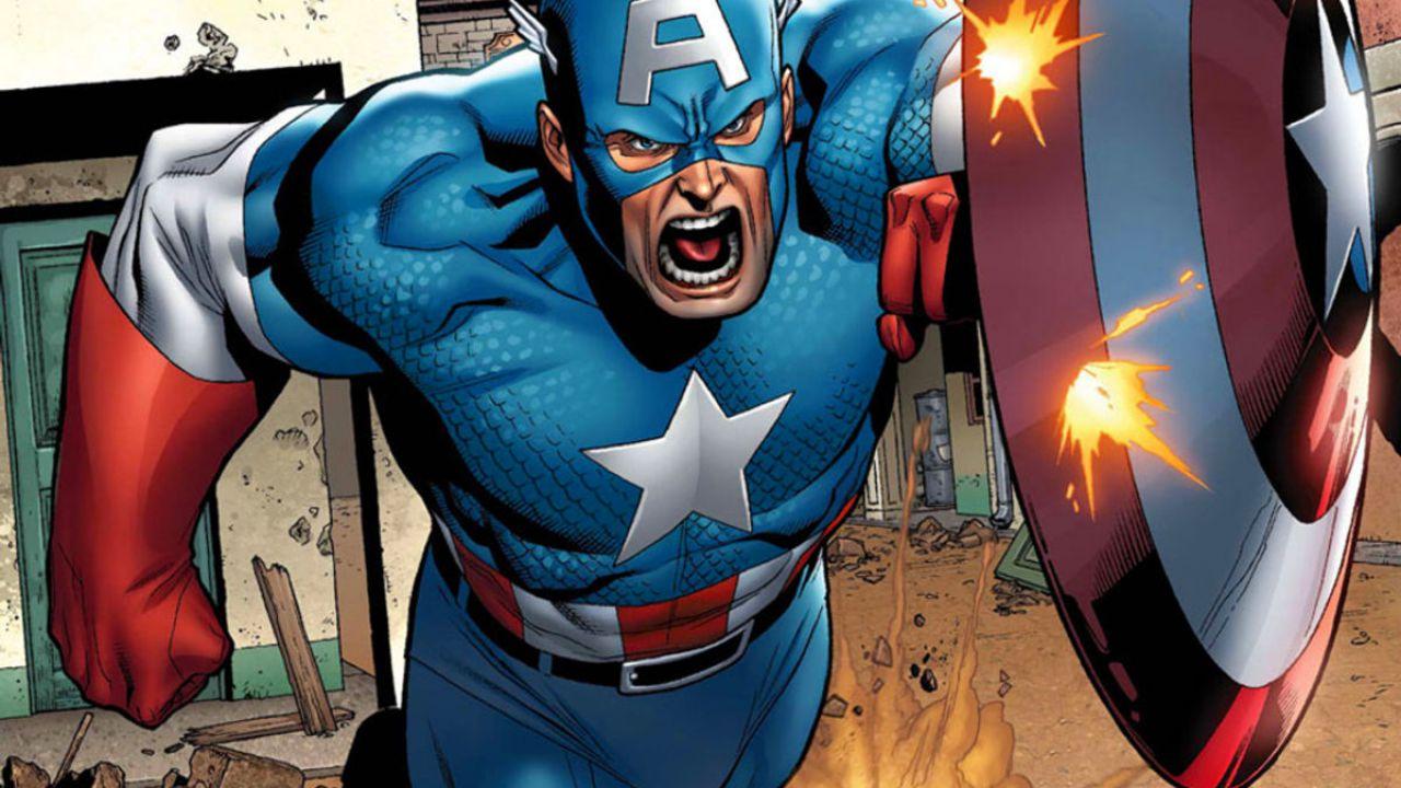 Capitan America: il famoso personaggio Marvel ottiene un costume potenziato