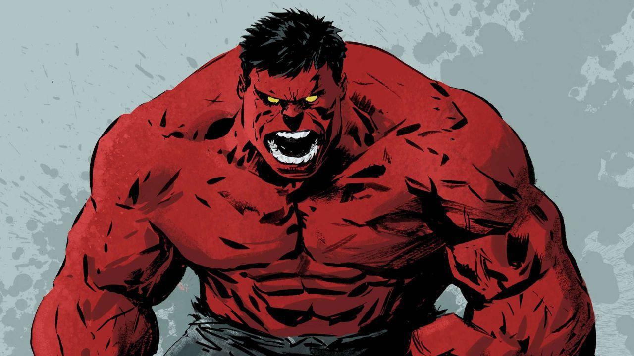 Capitan America: Hulk Rosso è tornato per minacciare Cap?