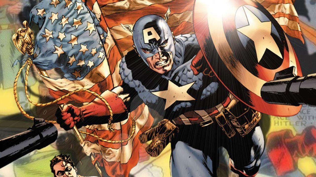 Capitan America: Marvel Comics annuncia un volume speciale per gli 80 anni
