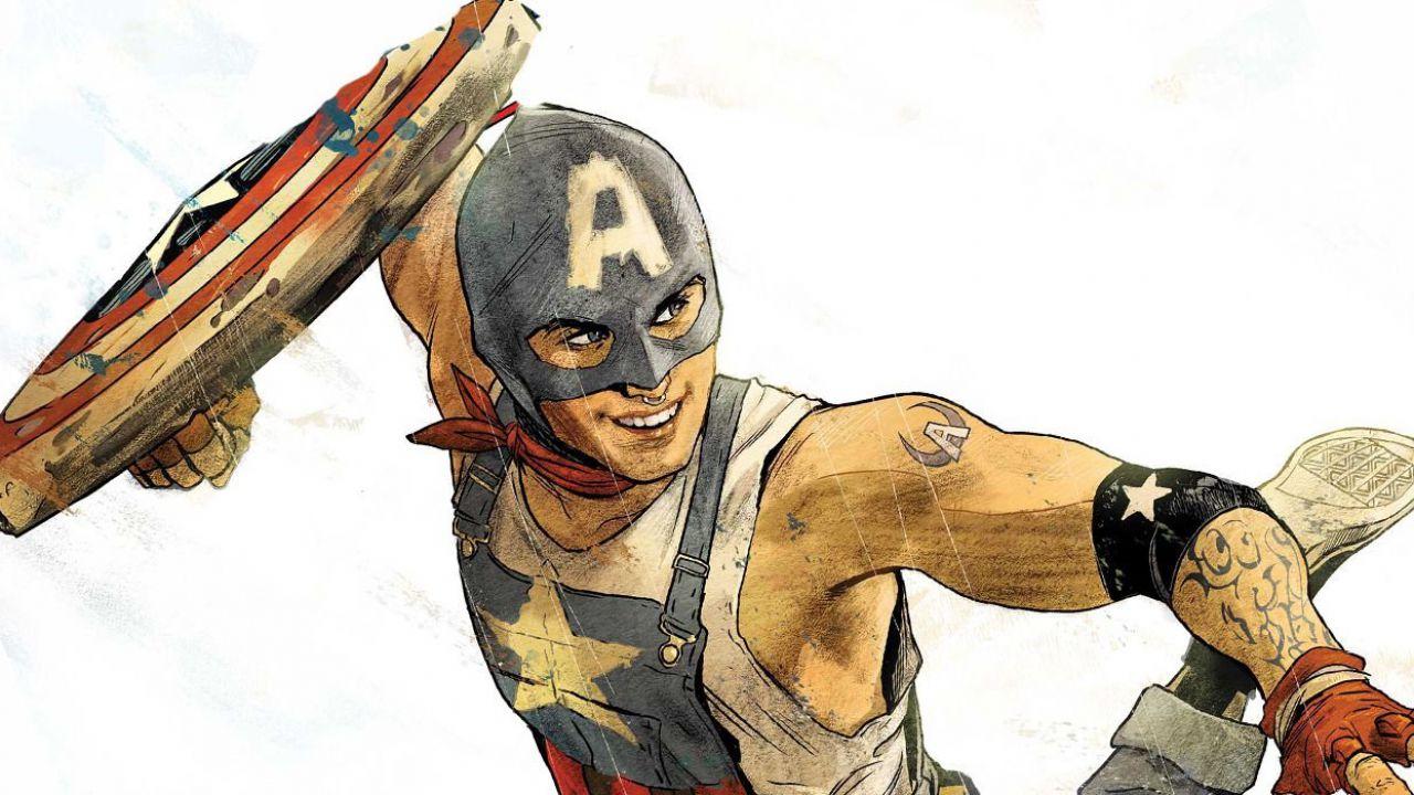 Capitan America: la nuova serie Marvel introduce Aaron Fischer, il primo capitano LGBTQ+