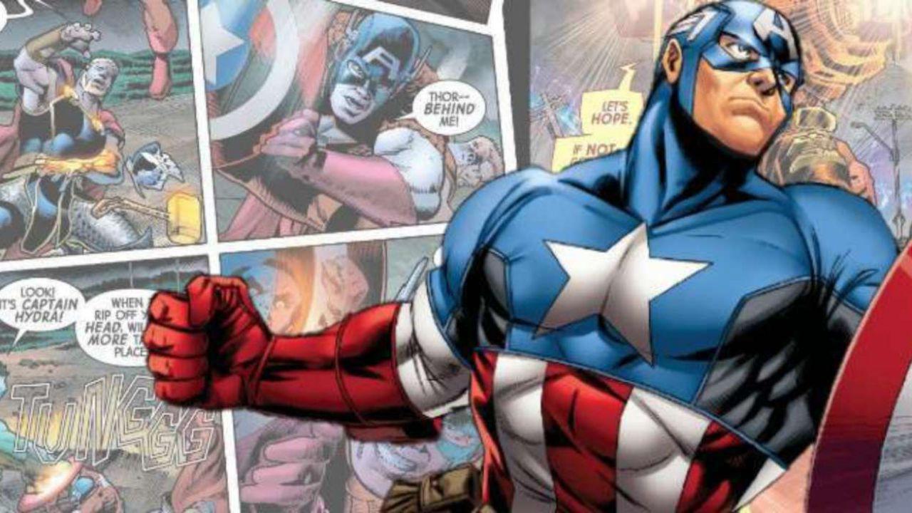 Capitan America: Steve Rogers cambia di nuovo costume e identità