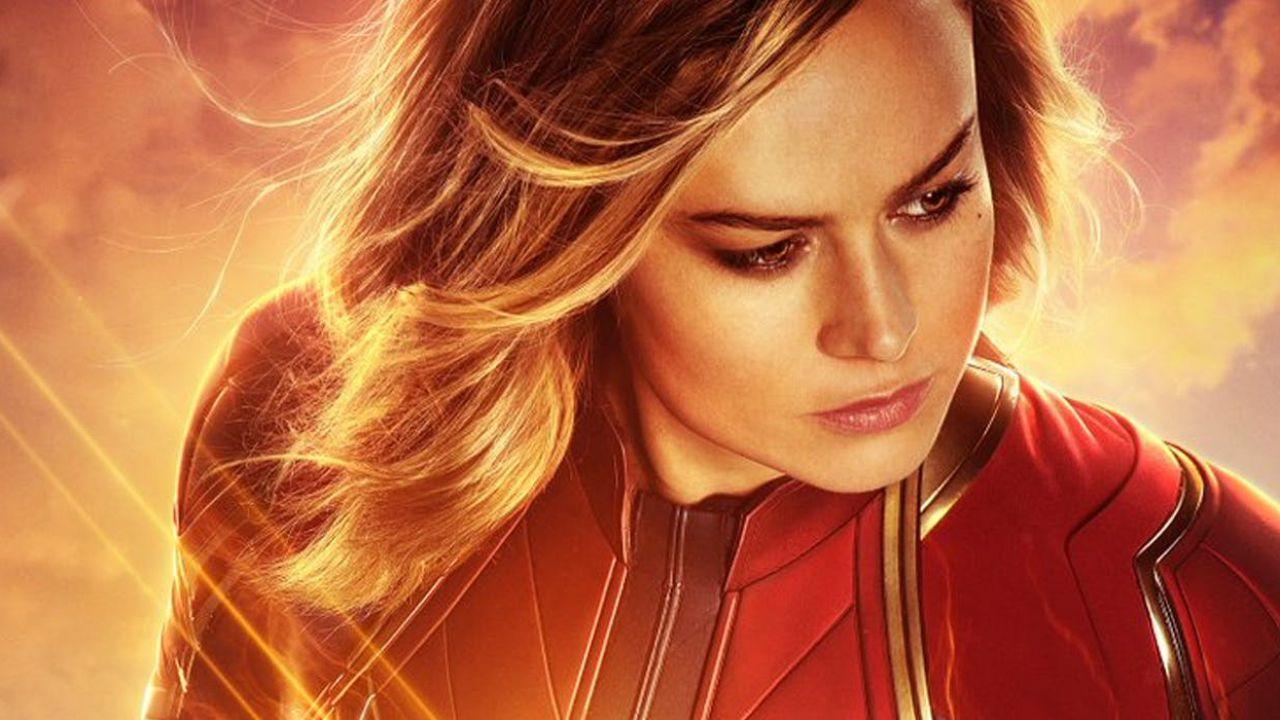 Captai Marvel: rivelato lo score su Rotten Tomatoes del film con Brie Larson