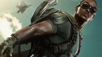 Captain America: Civil War, Anthony Mackie parla del film