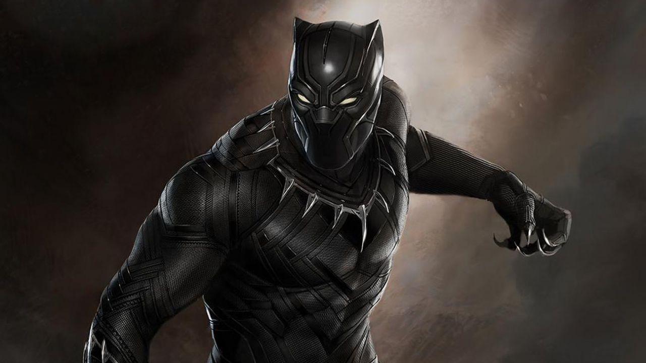 Captain America: Civil War, un concept inedito di Pantera Nera