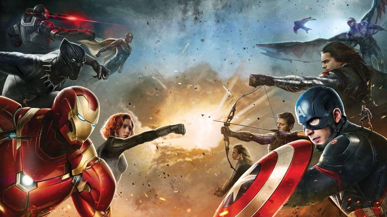 Civil War: Chris Evans parla dell'evoluzione di Steve e Tony