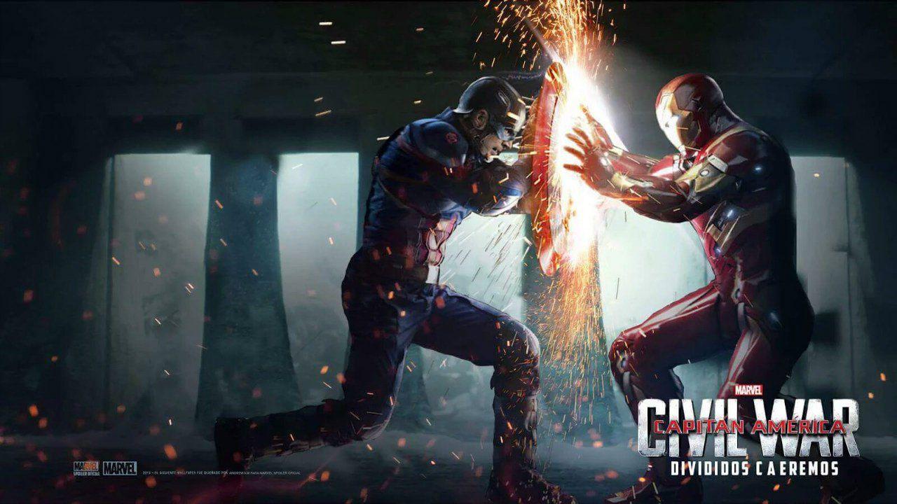 Captain America: Civil War - Un nuovo trailer con scene inedite