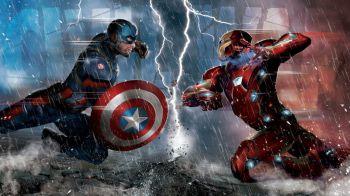 Captain America: Civil War, online una clip dalla pellicola