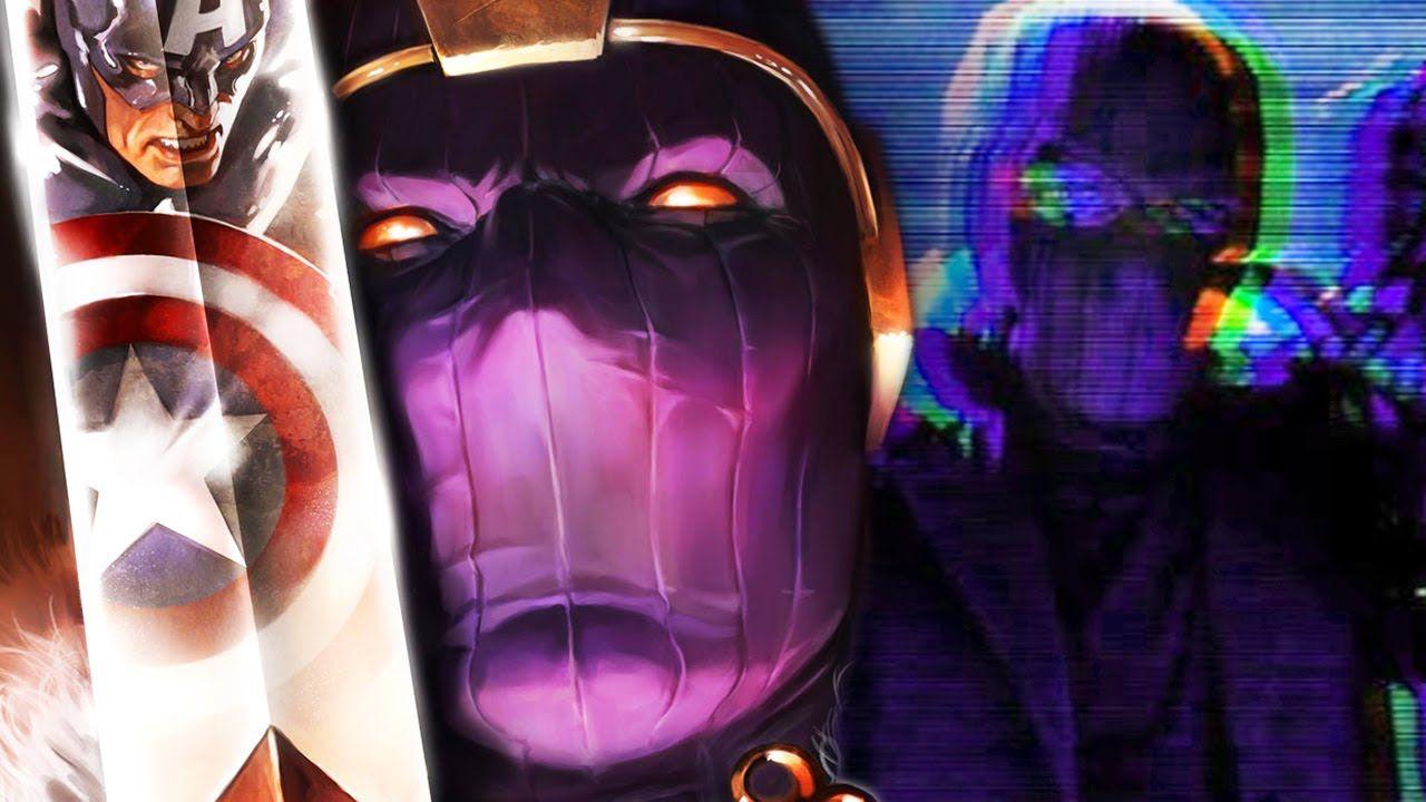 Captain America: Civil War, Zemo doveva impugnare una spada: la sensazionale concept art