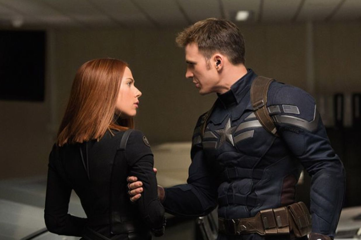 Captain America: The Winter Soldier, concept art alternativi per ...