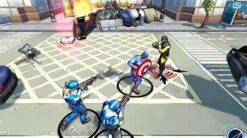 Captain America: The Winter Soldier disponibile su App Store e Google Play