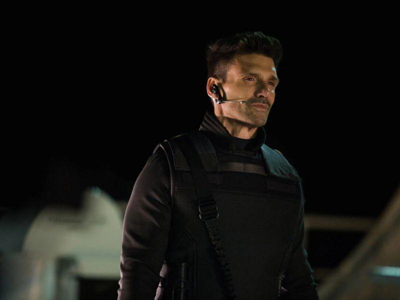 Captain America: The Winter Soldier, Frank Grillo: 'Gli allenamenti erano davvero duri'