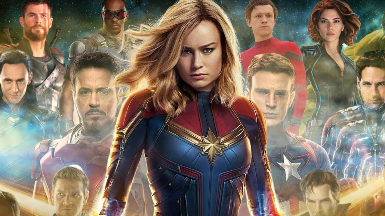 Captain Marvel 2 avrà Ms. Marvel, Secret Invasion e altri Avengers? I fan impazziscono