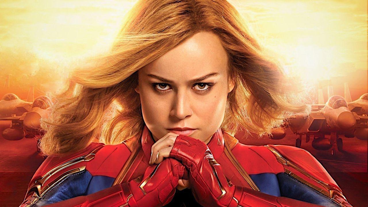 Captain Marvel 2, Brie Larson ha messo su un'incredibile palestra casalinga per allenarsi