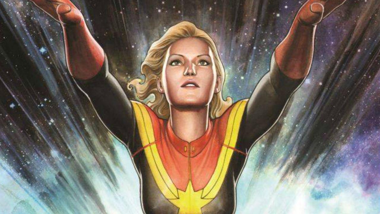 Captain Marvel: Artgerm ha rivelato le esclusive cover variant della serie