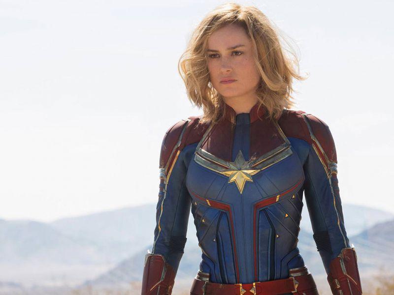 Captain Marvel, Brie Larson: 'All'epoca non sapevo nulla di Thanos e dello snap'