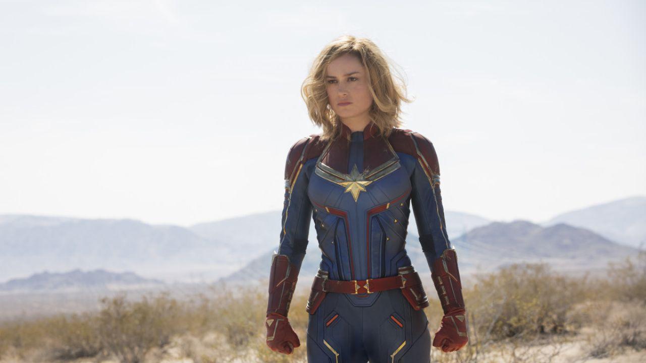 Captain Marvel: Brie Larson parla di Wonder Woman e presenta gli Skrull
