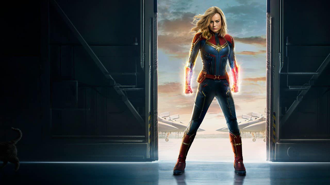 Captain Marvel: chiesto l'intervento del governo per i troll, James Woods attacca il film