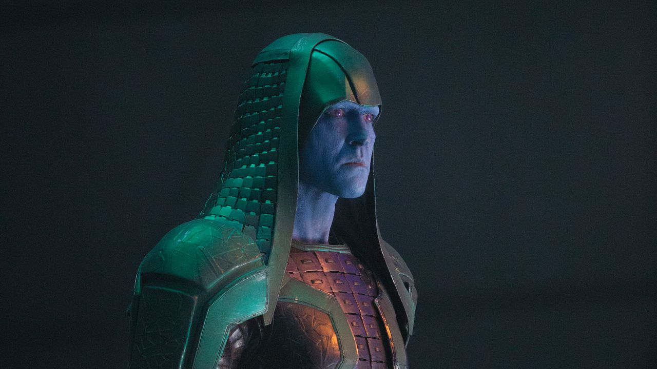 Captain Marvel, una concept-art ci mostra l'ispirazione per il look di Ronan