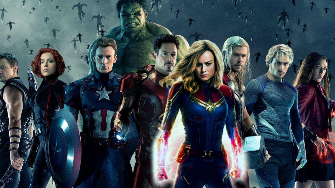 Captain Marvel doveva originariamente debuttare in Avengers: Age of Ultron
