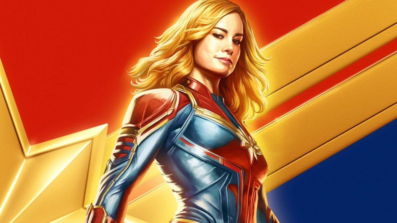 Captain Marvel: il film è secondo nella classifica dei cinecomic per le prevendite