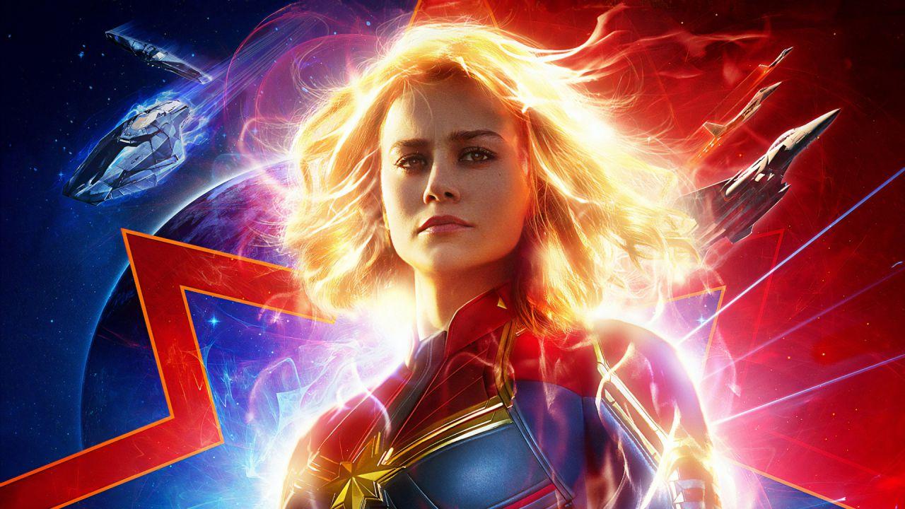 Captain Marvel: ecco a voi la nuova, bellissima Q-Fig!