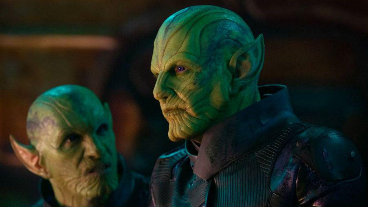 Captain Marvel, nuova rivelazione: Talos doveva morire nel primo film!