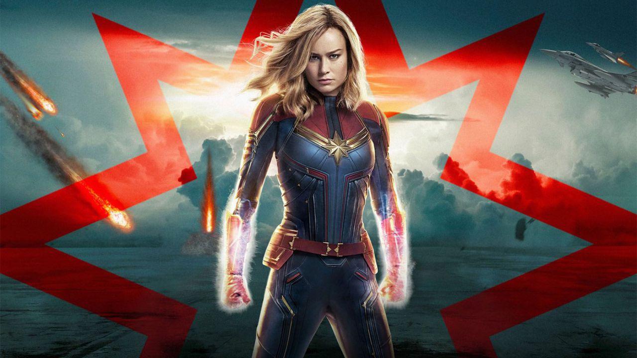 Captain Marvel, nei primi giorni di mercato internazionale dietro solo ad Infinity War