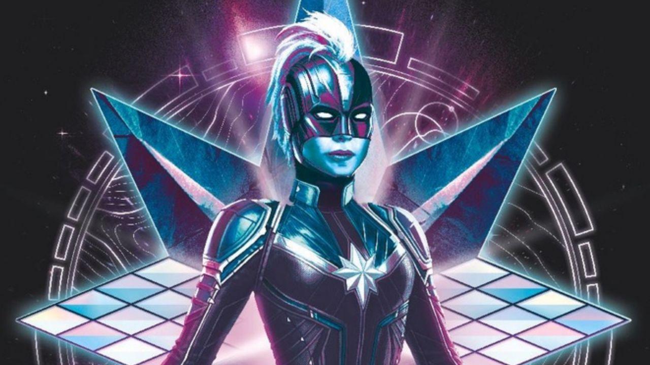 Captain Marvel: la rivoluzione ha inizio in una strepitosa immagine ufficiale