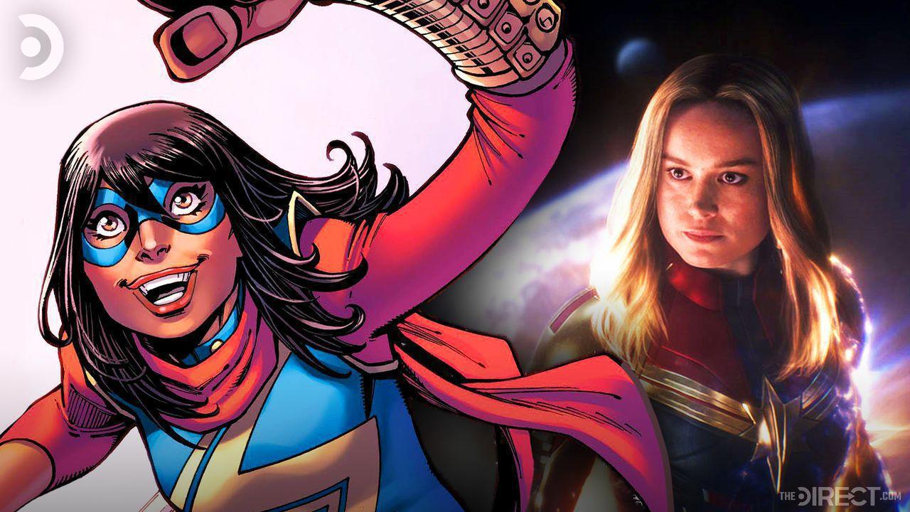 Captain Marvel, alla star di Ms. Marvel il film con Brie Larson non piacque per niente!