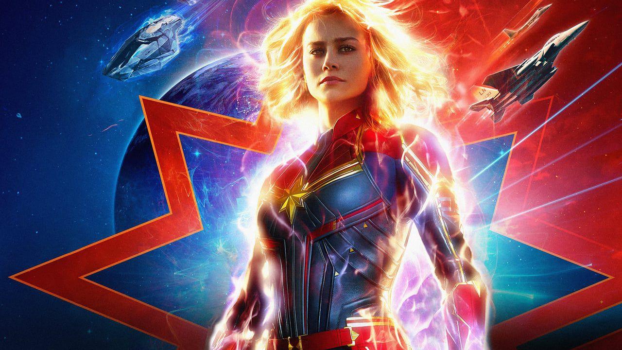 Captain Marvel: i troll non demordono e attaccano il film su IMDb