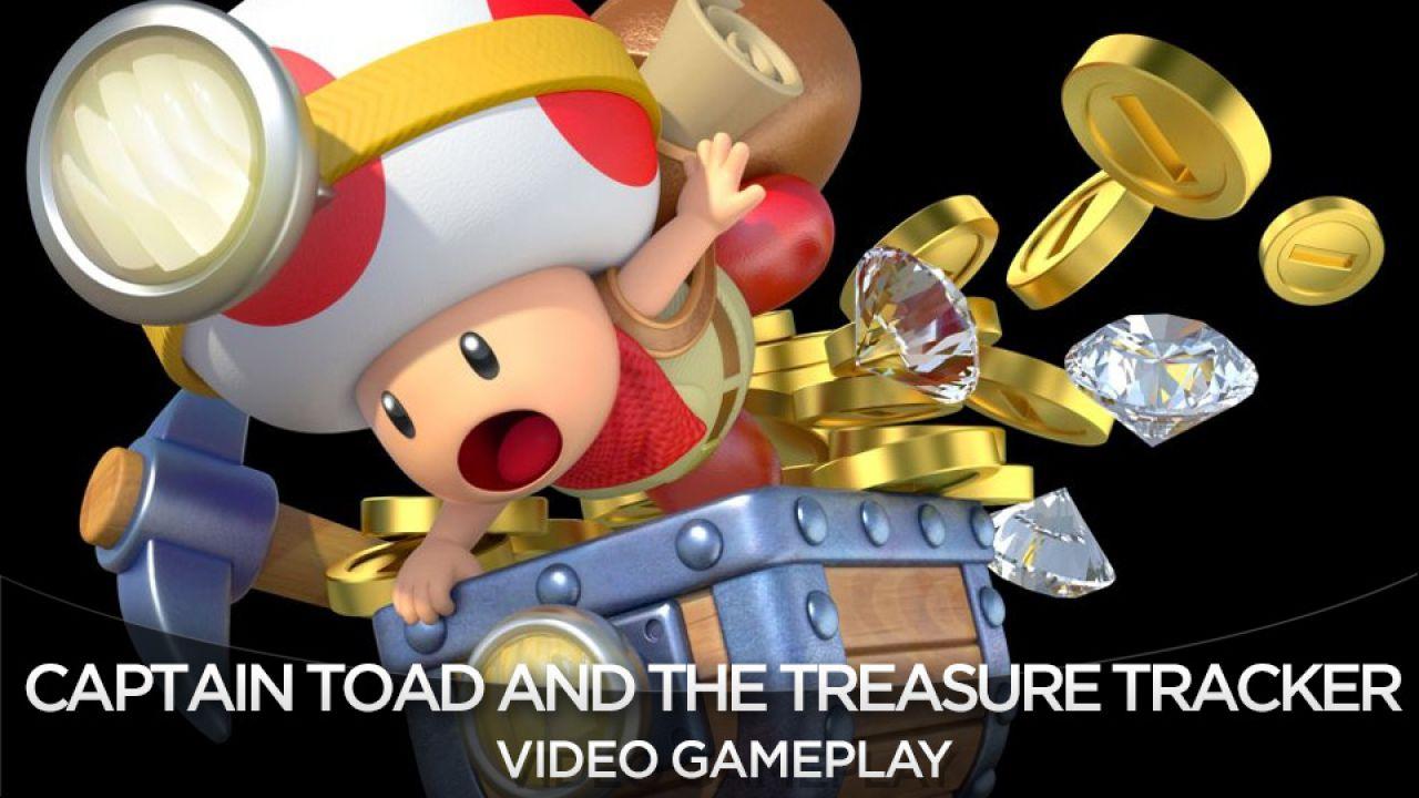 Captain Toad Treasure Tracker: data di uscita americana